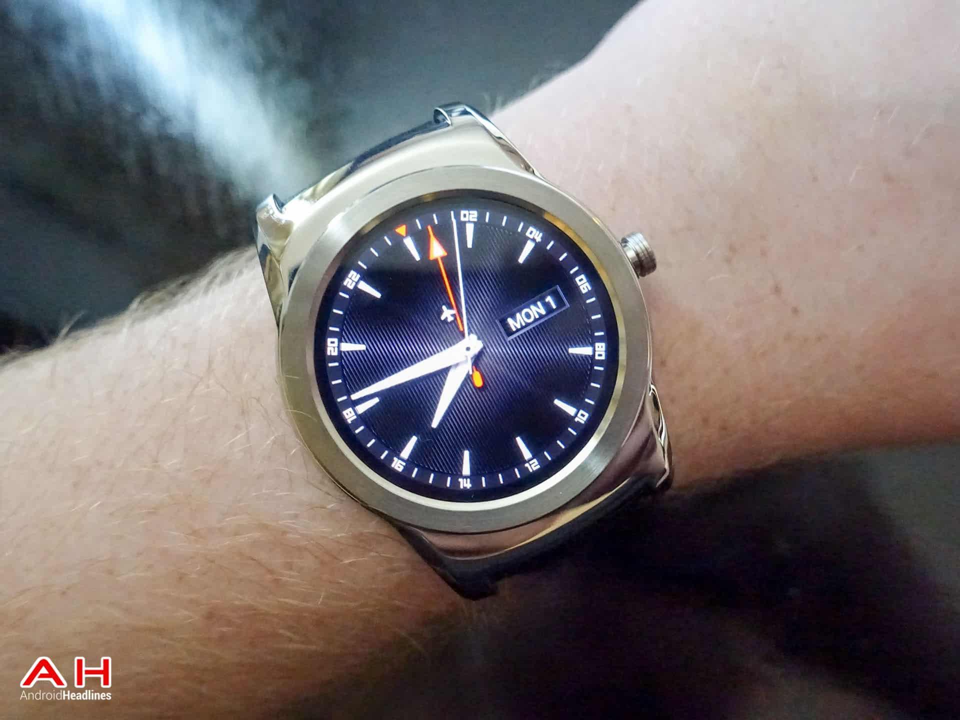 LG Watch Urbane Review AH 7