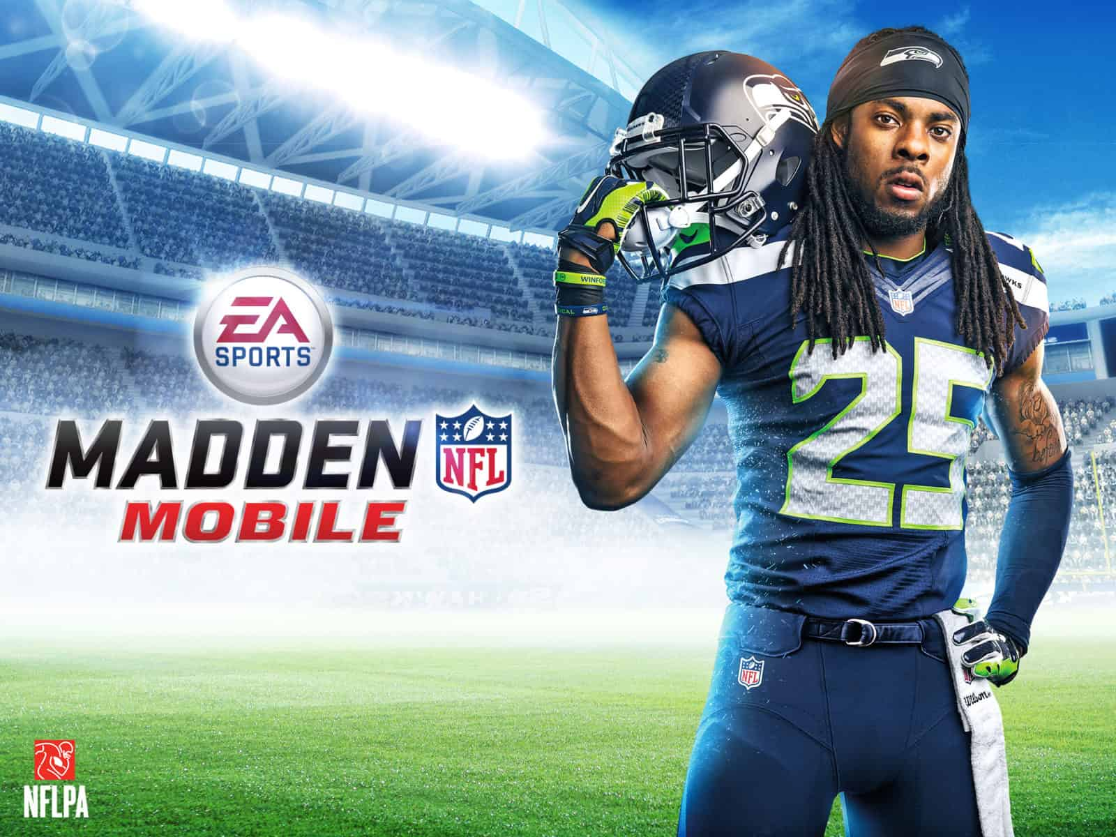 Madden NFL Mobile Splash Art