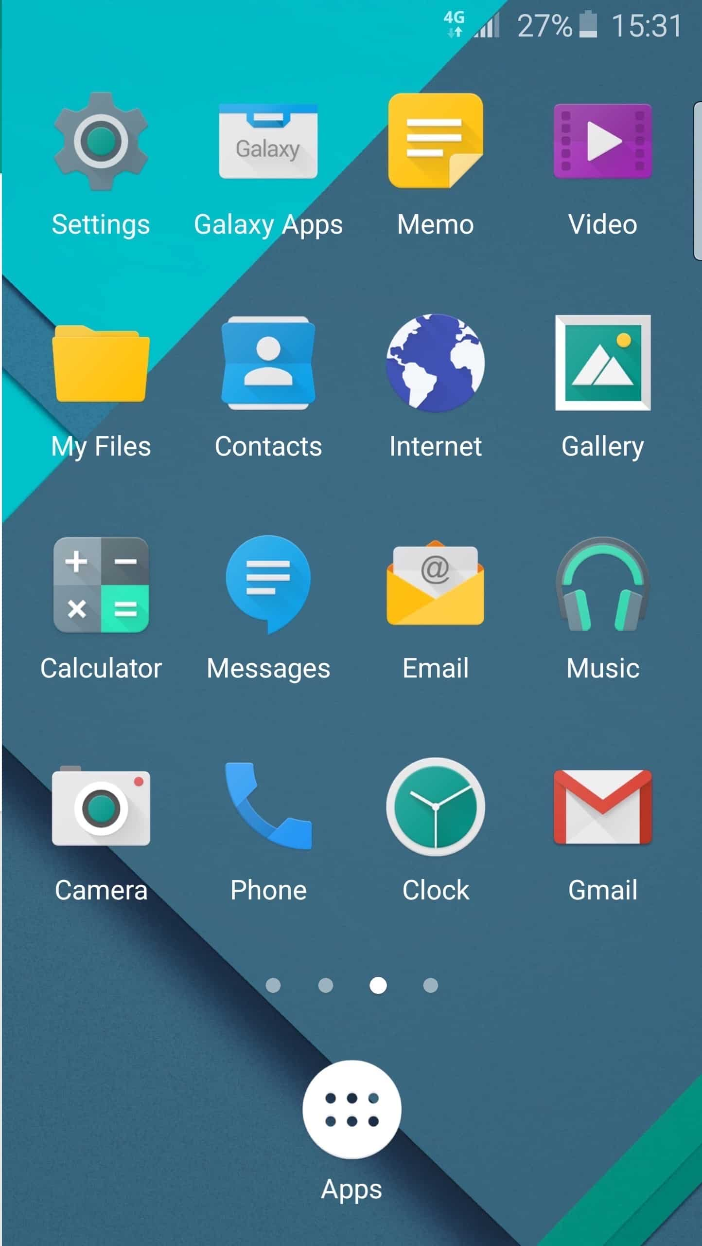Themes in gmail apps - Material Theme Now Available For Galaxy S6 And S6 Edge