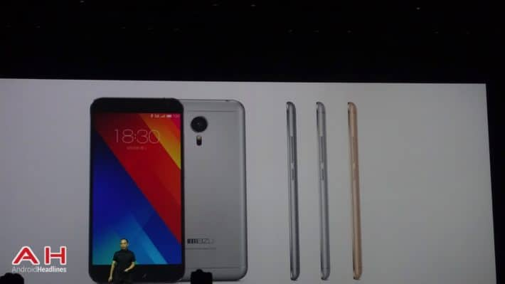 Meizu MX5 Specifications
