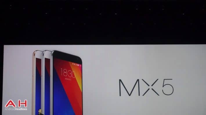 Meizu MX5 Is Official, Metal Body And 3GB Of RAM In Tow