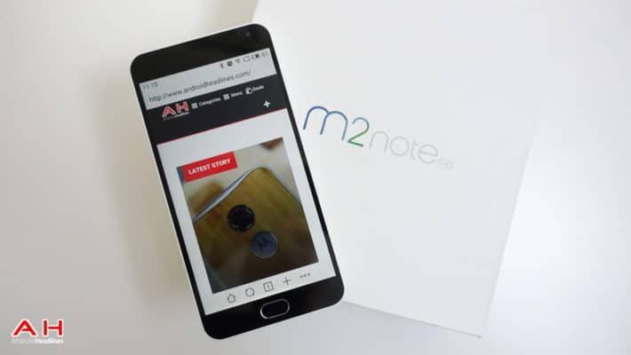 Featured Review: Meizu M2 Note