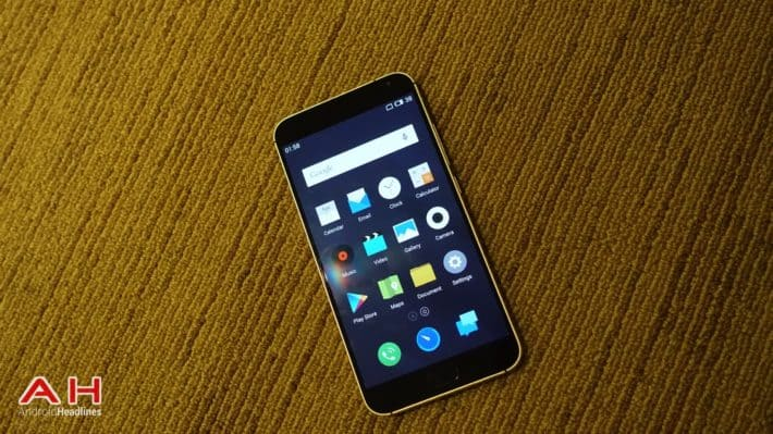 Meizu MX5 Gets Benchmarked, Scores 53,330 On AnTuTu
