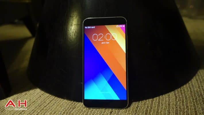 Hands On With The Meizu MX5