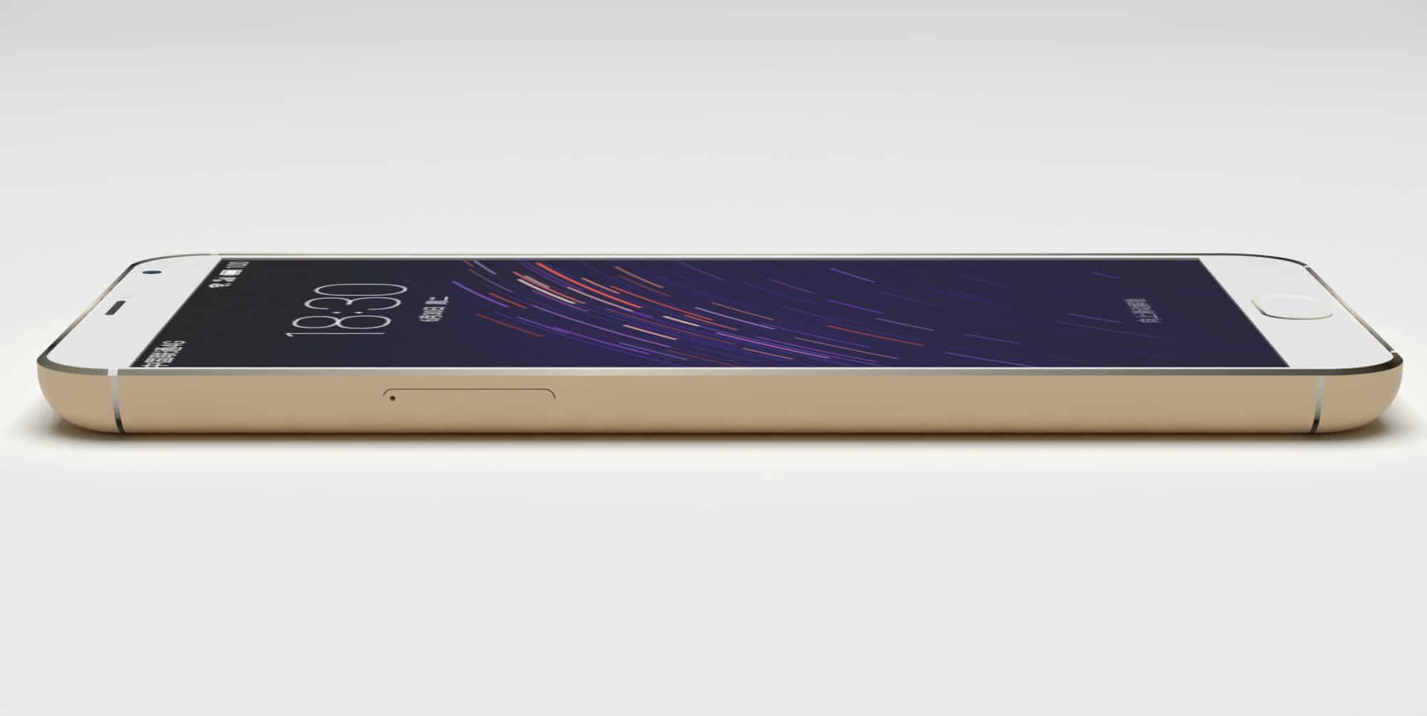 Meizu MX5 leaked render 3