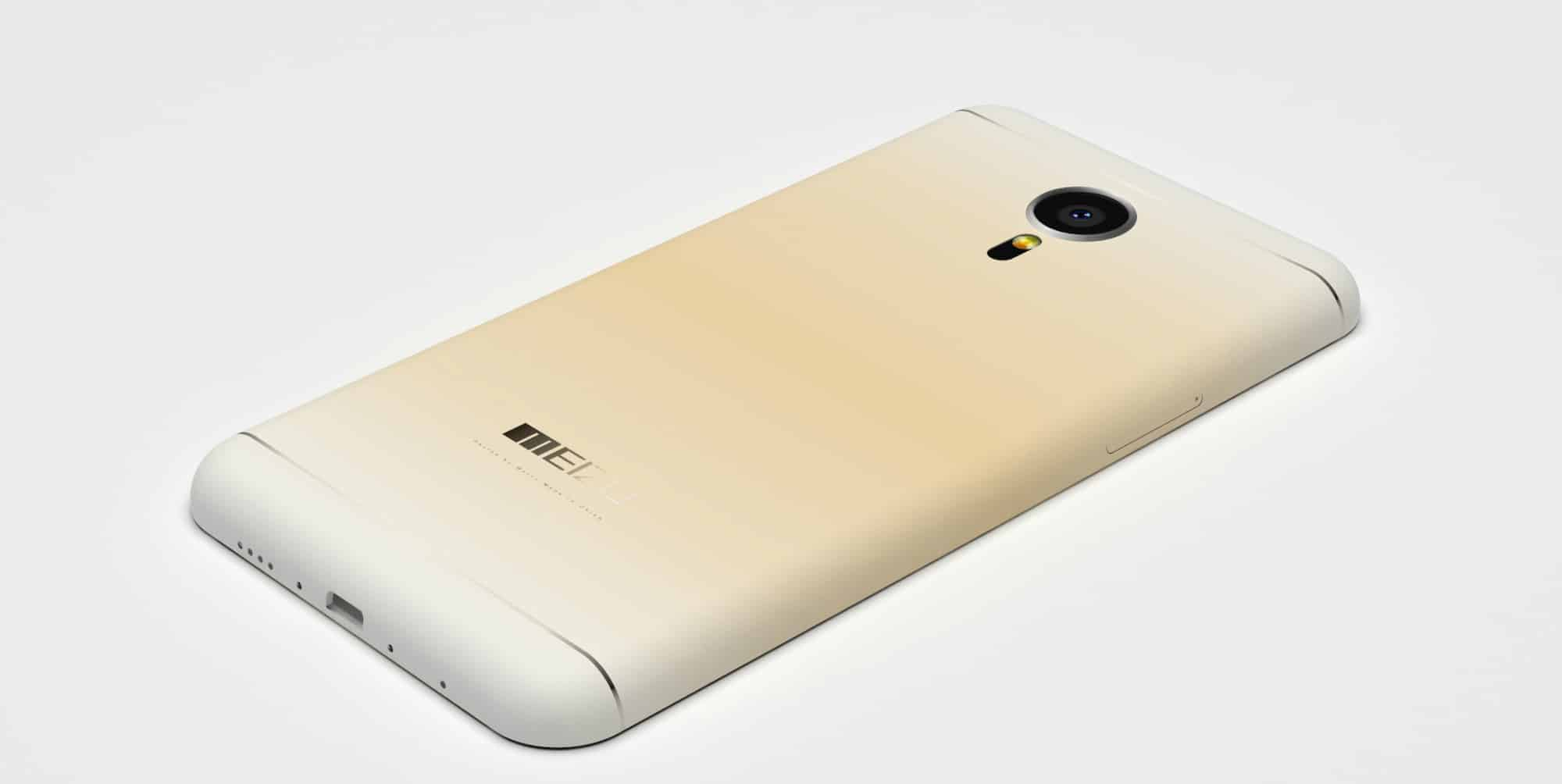 Meizu MX5 leaked render 8