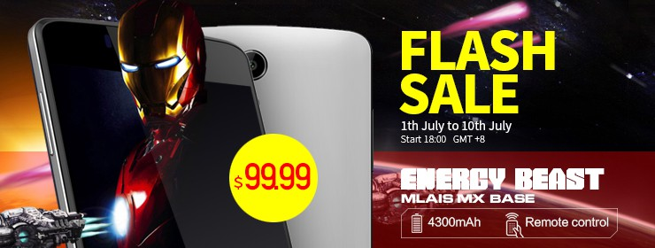 Mlais flash sale