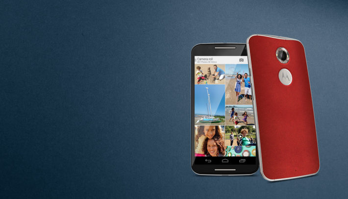 Motorola Is Offering Free Red Leather Backs To Moto X Buyers