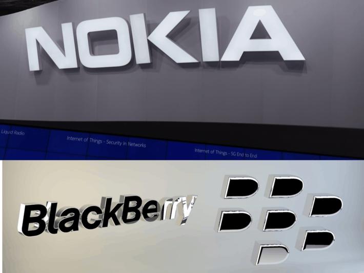 Nokia Blackberry