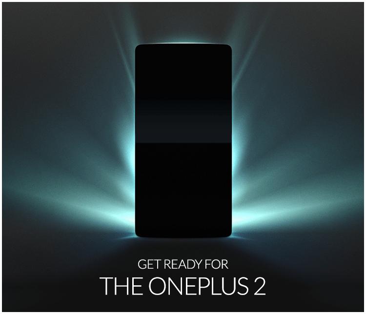 OnePlus 2 tease