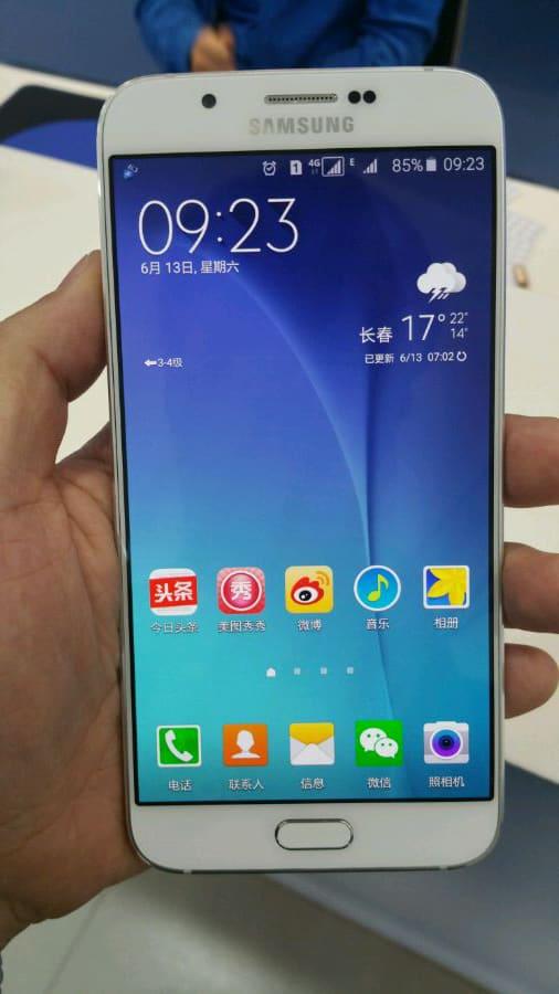 Samsung Galaxy A8 leak_1
