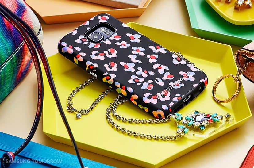 Samsung-Galaxy-S6-Edge-Rebecca-Minkoff-Desinger-Case-Cover KK