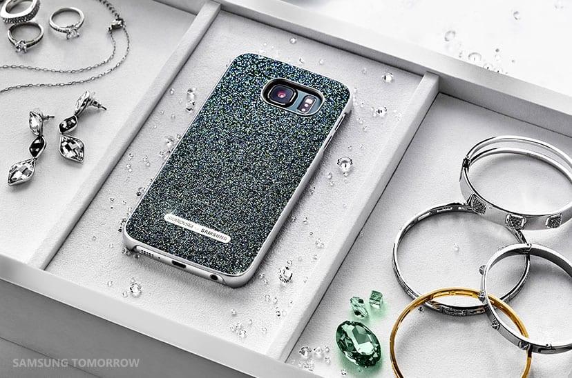 Samsung-Galaxy-S6-Edge-Swarovski-Desinger-Case-Cover KK