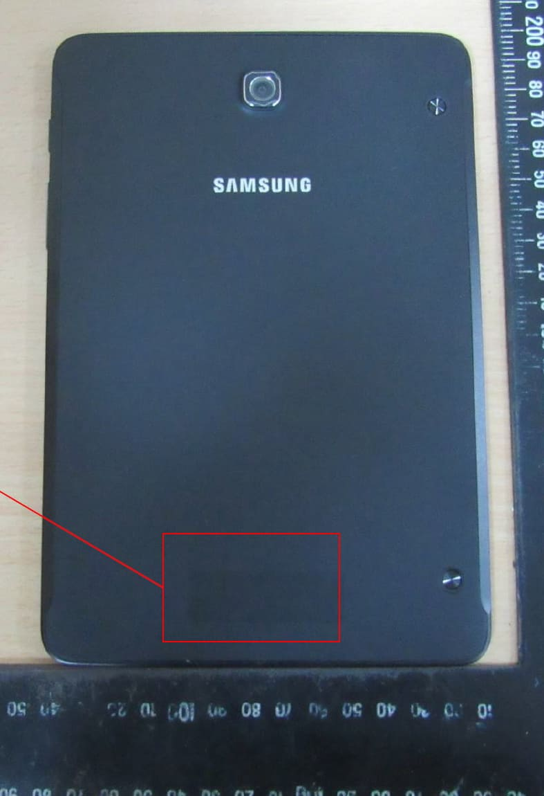 Samsung Galaxy Tab S2 NCC2