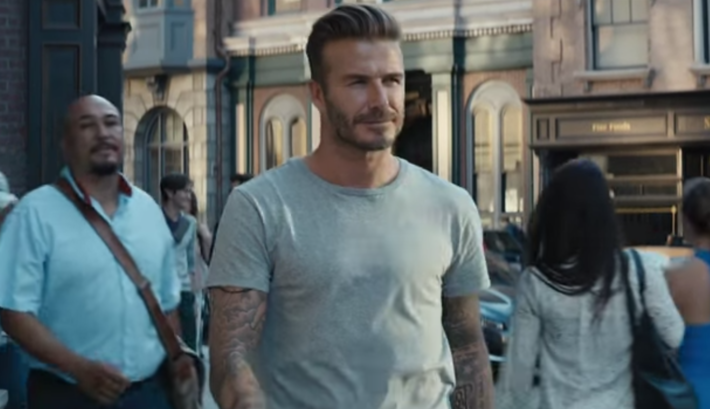 Sprint Signs David Beckham to Tackle Competitors in New Ad