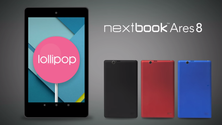 The Nextbook Ares 8 From E FUN Is A $78 Android Tablet