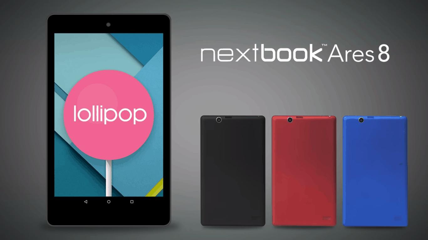 Nextbook Ares 8