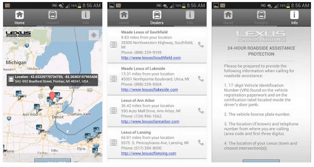 Featured Top 10 Best Roadside Assistance Apps for Android