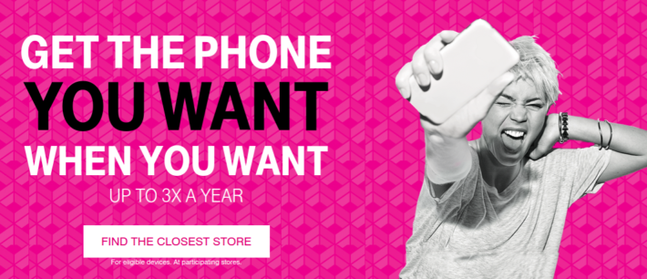 T-Mobile's JUMP! On Demand Program Goes Live