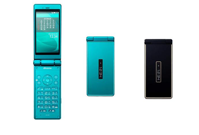 Sharp Aquos Mobile SH-06G_1