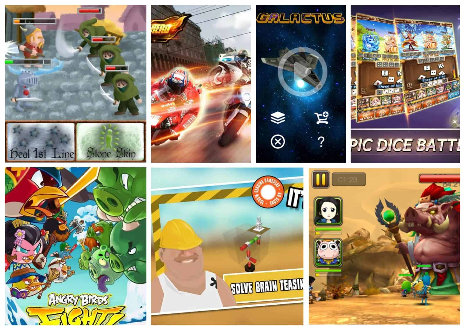 Top New Games June 12th