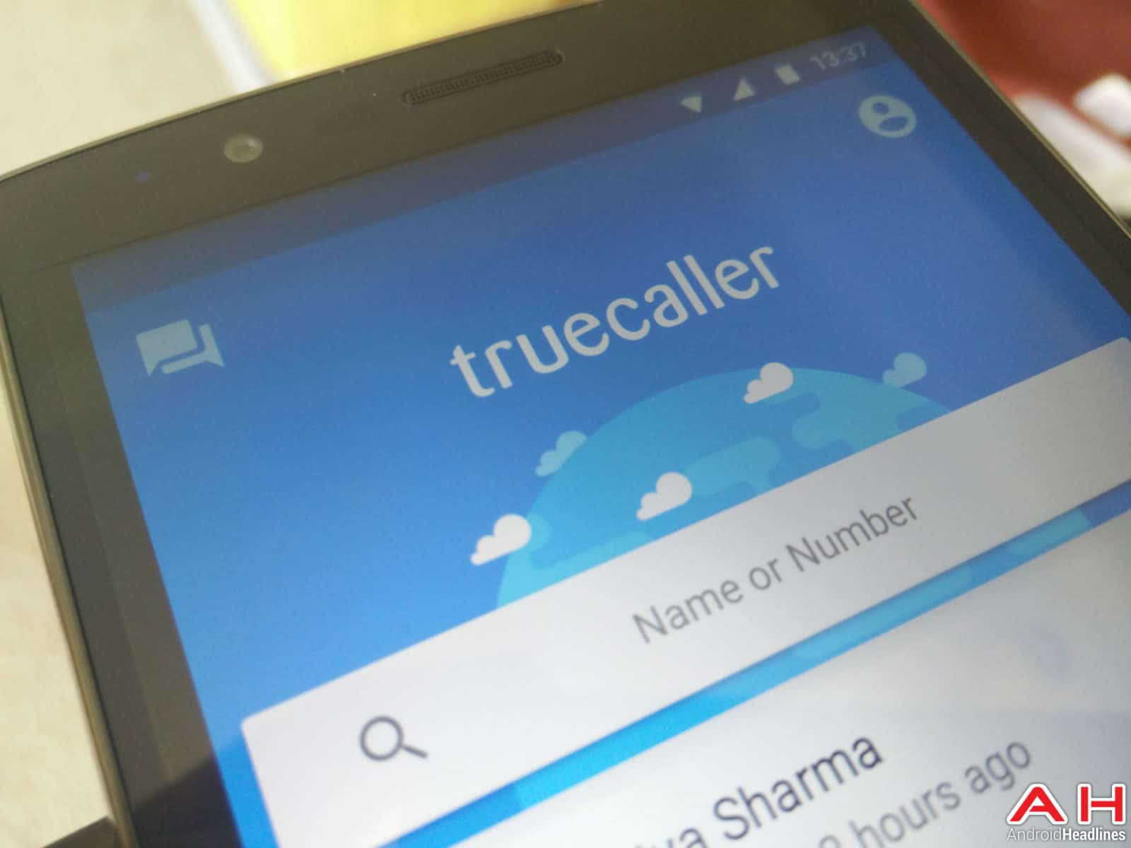 Truecaller AH