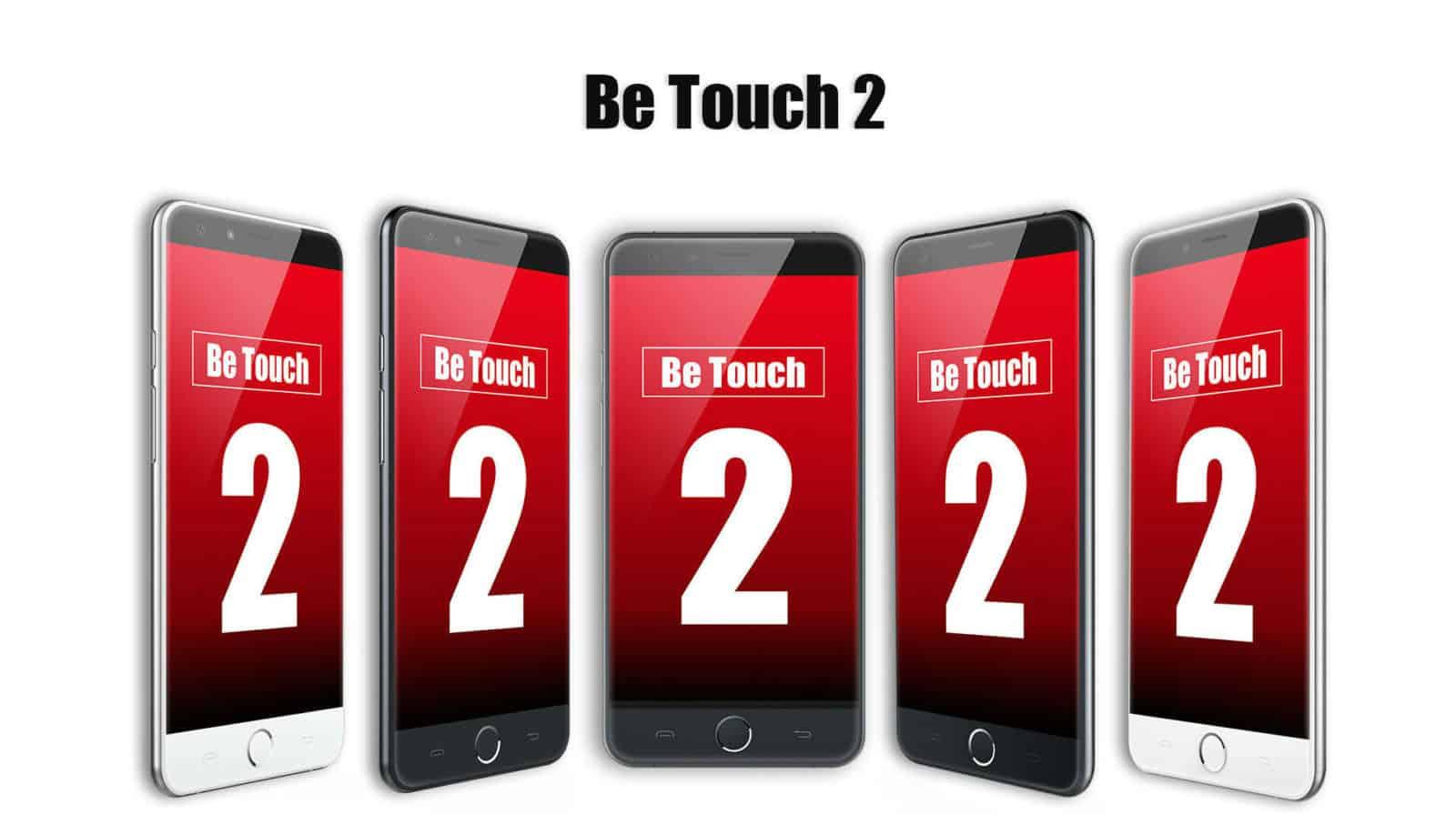 Ulefone Be touch 2 main