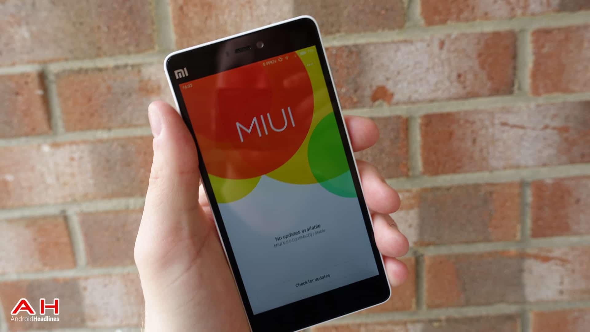 Xiaomi Mi 4i AH 4