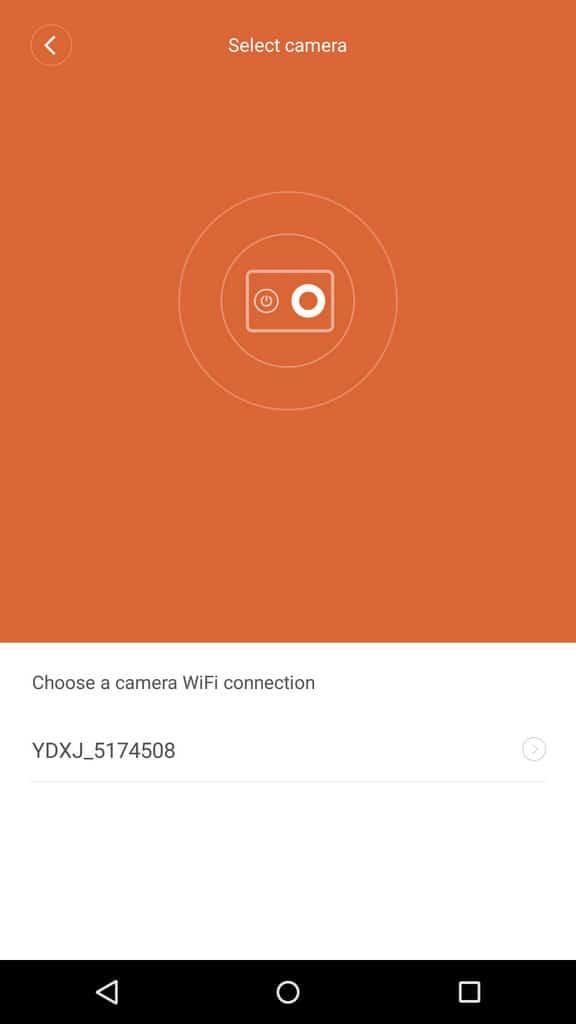 Xiaomi Yi App AH 01