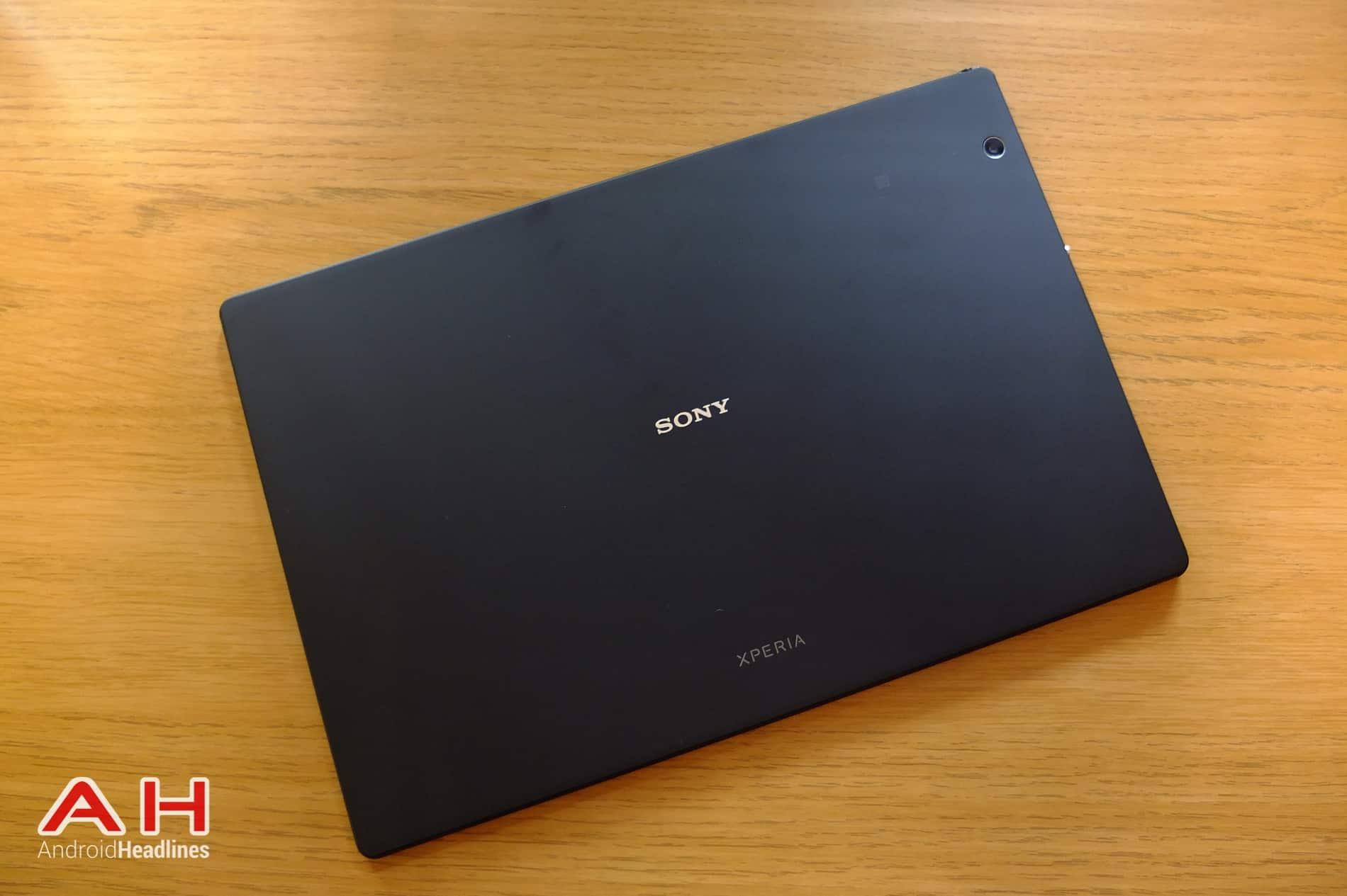 Xperia Z4 Tablet AH 01