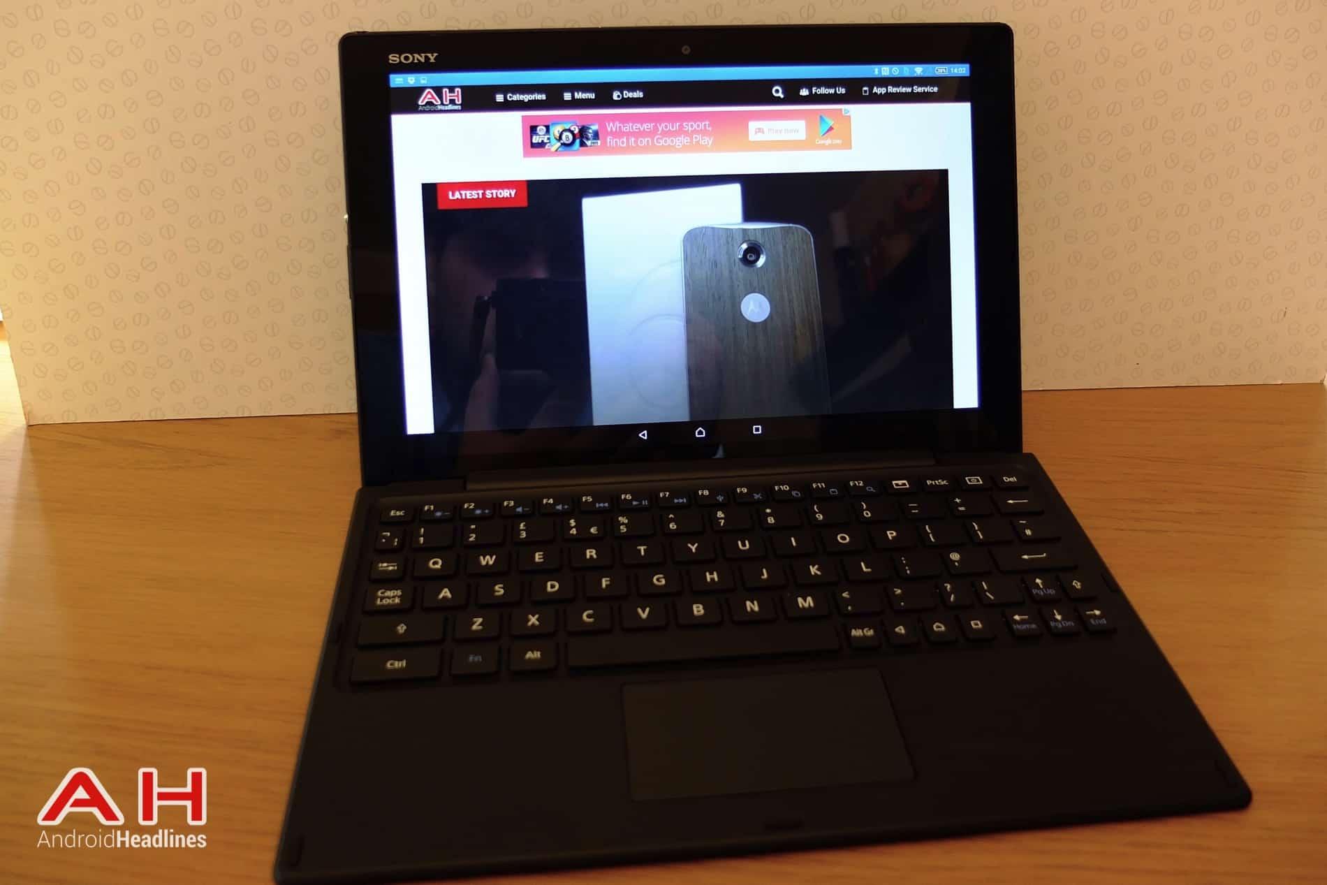 Xperia Z4 Tablet AH 03