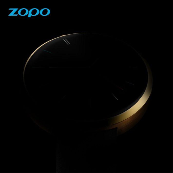 Zopo's Circular Smartwatch Teaser Surfaces