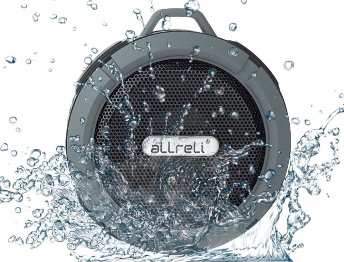 DEAL: aLLreLi C6 Waterproof Bluetooth V3.0 Speaker Only $21.99