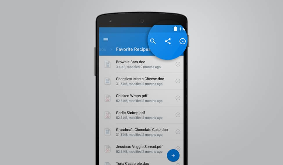 dropbox for android 3 0 3