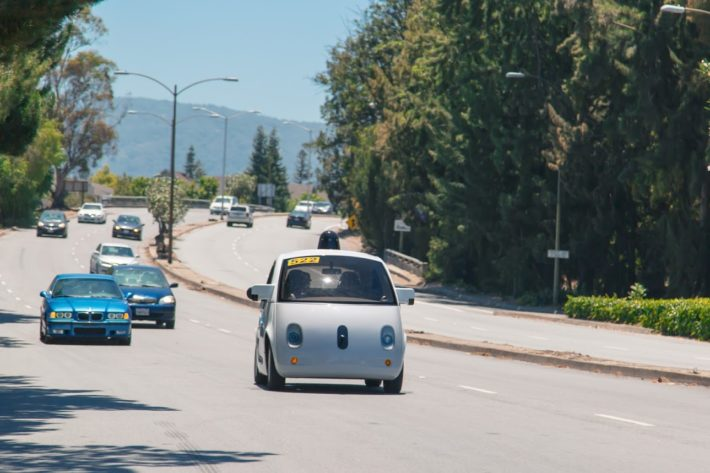 Google's Autonomous Vehicles Suffered Two Accidents In June