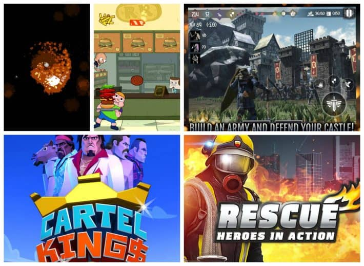 Top New Android Games – June Edition