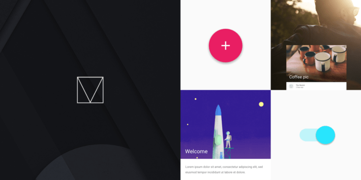 Material Design Lite Released For Website Developers