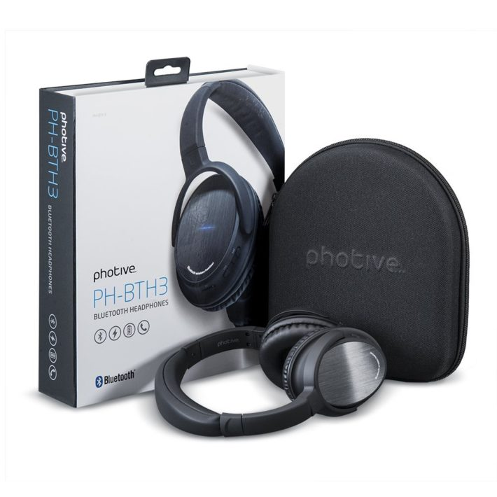 Deal: Photive BTH3 Bluetooth Headphones – $39.95