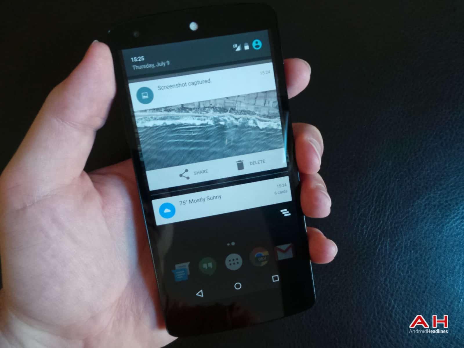AH Android M Screenshot Delete-2
