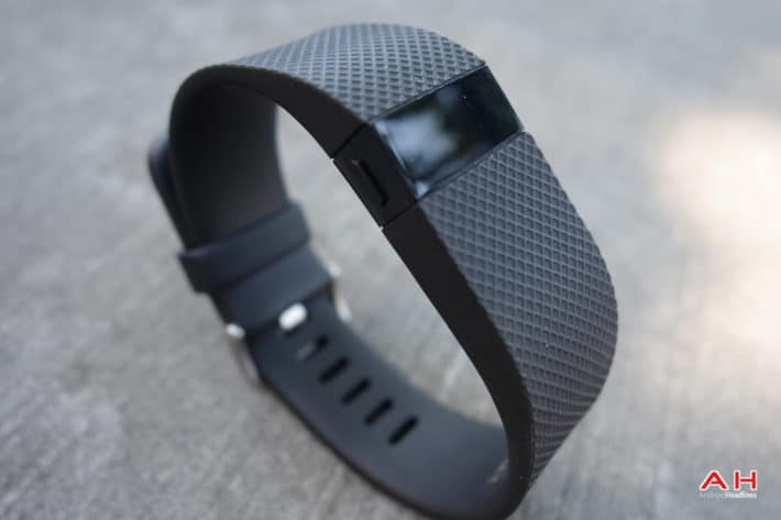 Featured Review: Fitbit Charge HR