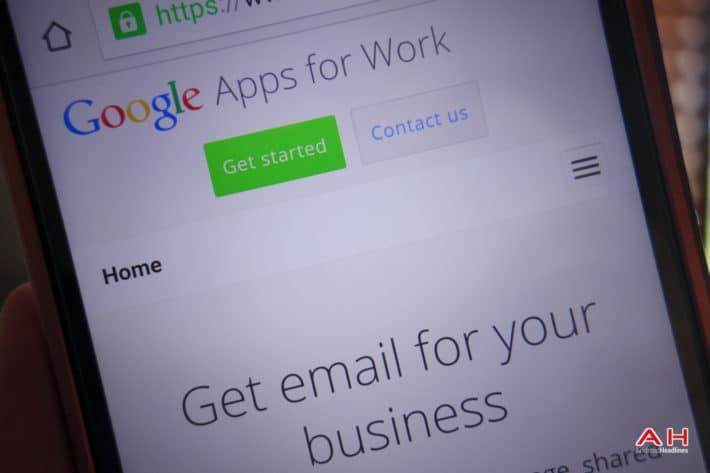 AH Google Apps For Work 2