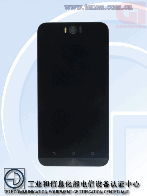 Asus ZenFone Selfie TENAA 1