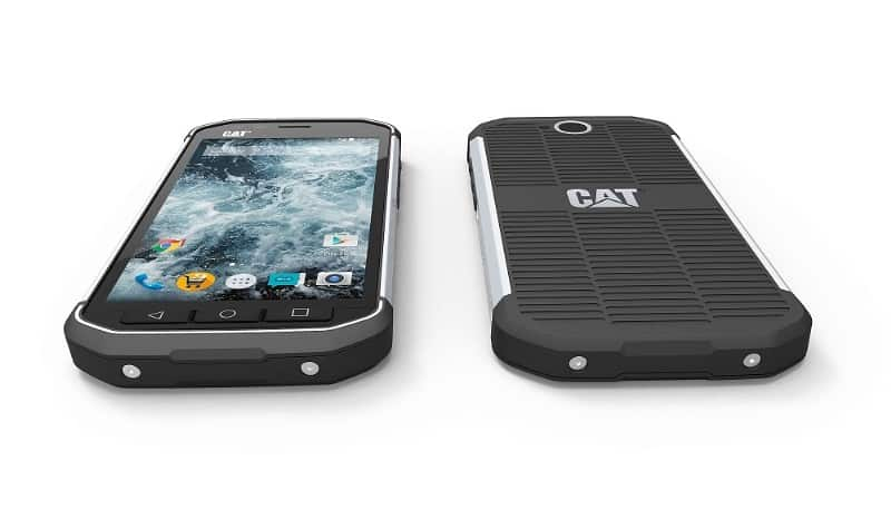 Cat Introduces The S40 Rugged Smartphone