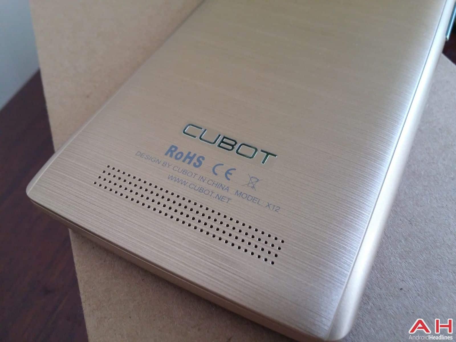 Cubot X12 speaker_1