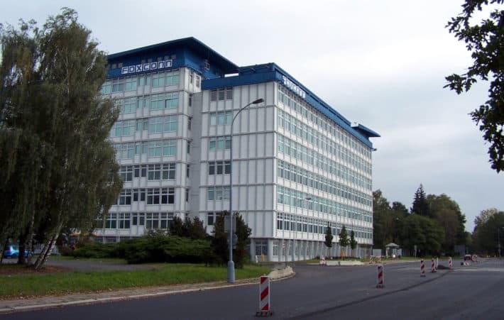 Foxconn Building 2