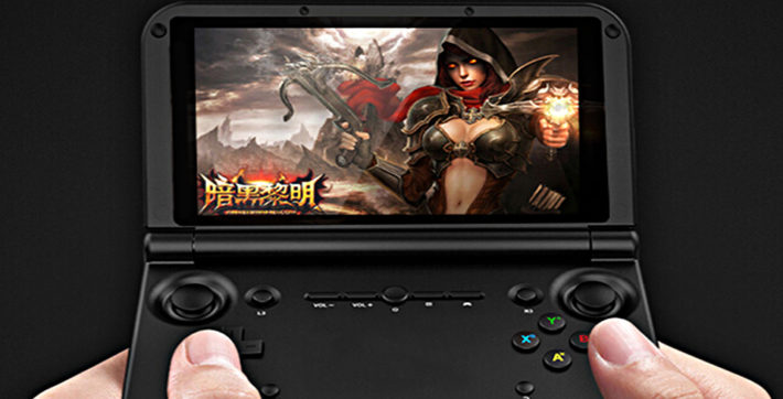 The GPD XD Is A Portable Android Gaming Handheld