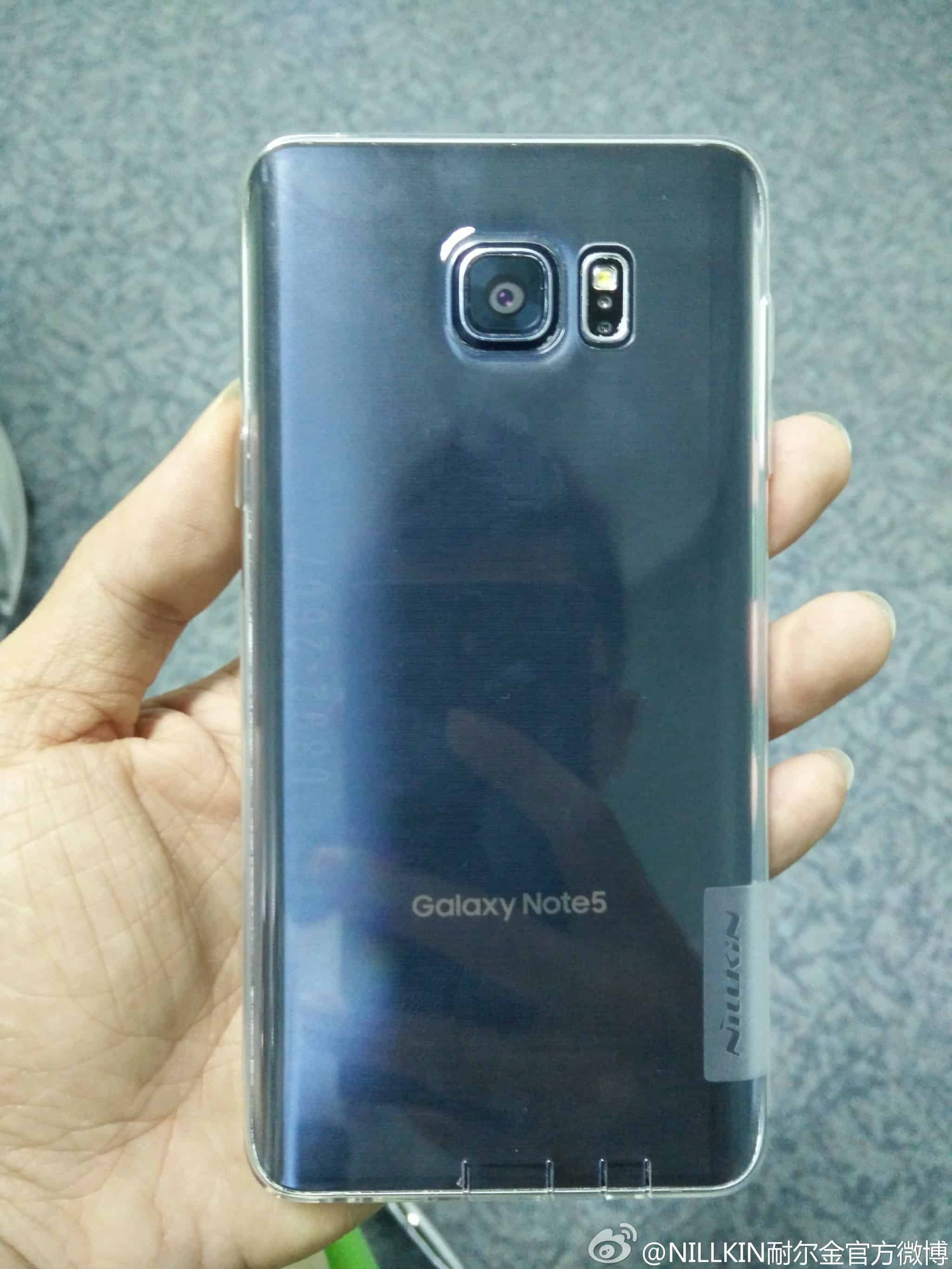 Galaxy Note 5 Nillkin leak 01