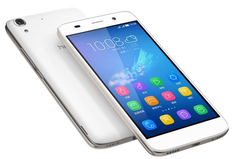 Huawei Honor 4A especificações e configurações