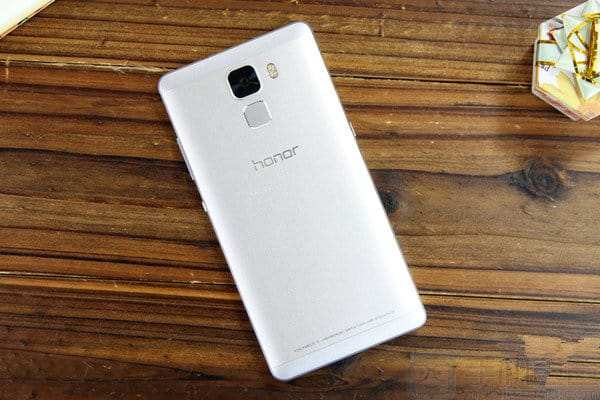 Huawei Honor 7 hands on Chinese source 2