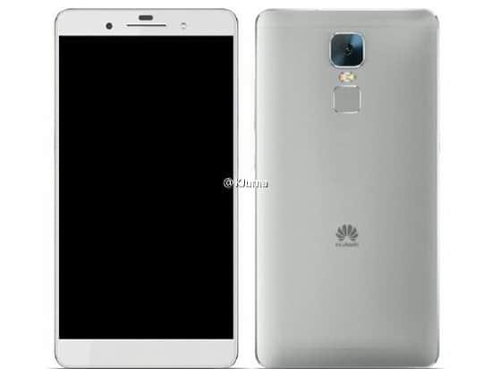 Huawei Mate 8 leaked render_1